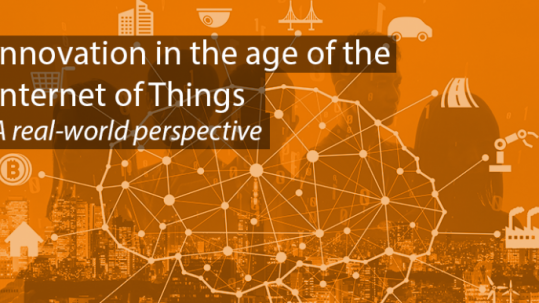 Innovation in the age the Internet of Things
